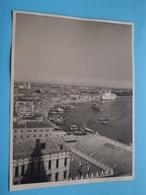 Venise VENETIË Riva Degli Schiavone / Italy ( Format Photo 23,5 X 17,5 Cm. ) Anno 1952 ( Zie/Voir/See Photo ) ! - Lieux