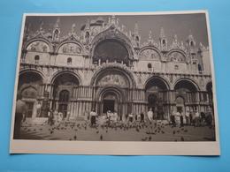 Venise VENETIË San Marco / Italy ( Format Photo 23,5 X 17,5 Cm. ) Anno 1952 ( Zie/Voir/See Photo ) ! - Lieux