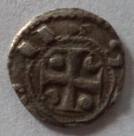Arras - Maille Simon En Argent (bel état) - 476-1789 Monnaies Seigneuriales