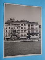 Venise VENETIË Hotel Des Londres / Italy ( Format Photo 23,5 X 17,5 Cm. ) Anno 1952 ( Zie/Voir/See Photo ) ! - Lieux