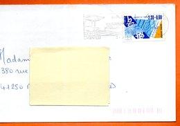 MAURY N° 2686    JOURNEE DU TIMBRE    Lettre Entière 110x220 N° PP 144 - Marcophilie (Lettres)