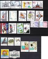 2019-0143 Denmark 2010-2011 Lot Used O - Dänemark