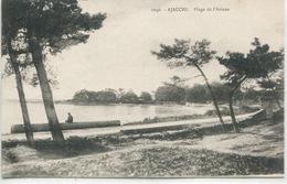 2A- CORSE -  AJACCIO - Plage De L'Ariane - Ajaccio