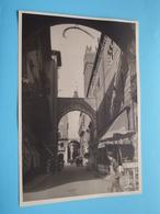 Verone VERONA De La Piazza Della Erbe ...... / Italy ( Format Photo 23,5 X 17,5 Cm. ) Anno 1952 ( Zie/Voir/See Photo ) ! - Lieux