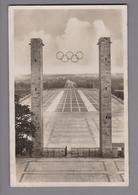 Motiv Olympiade 1936-08-03 AK Mit Sonder-Stempel - Athlétisme
