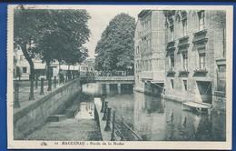 HAGUENAU    Bords De La Moder   écrite En 1929 - Haguenau