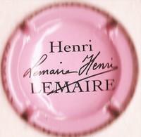 Lemaire Henri N°11, Fond Rose - Champagne