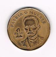 &  CUBA  1 PESO 1994 - Cuba