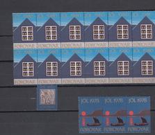 FaerOer VICINDO Vignette 1980 1978 No Gum (zie Scan) - Féroé (Iles)