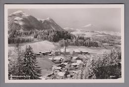 AK AT Tirol Fieberbrunn 1952-03-28 Foto Chizzali # 9347 - Fieberbrunn