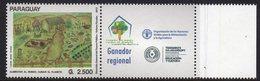 Paraguay 3203 FAO ONU Alimentation - Tegen De Honger