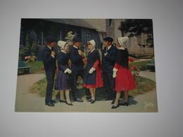 MCJ18 *  Coiffe Et Costume Du Croisic   ( Editions Jean Audierne éditeur N° 22937 - 2 - Le Croisic