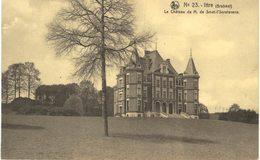 ITTRE   Le Château De M. De Smet- T'Serstevens - Ittre