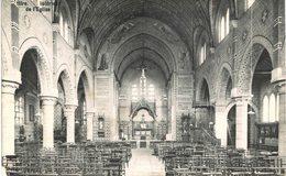 ITTRE   Intérieur De L ' église - Ittre