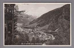 AK AT Vorarlberg St.Anton 1935-10-10 Foto Theo K.Pies - Autriche