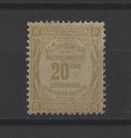 FRANCE  YT  Timbres Taxe  N° 45a  Neuf **  1908 - Taxes