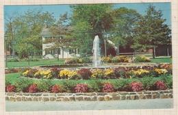 9AL1140 The Fountain Smithville  2 SCANS - Etats-Unis