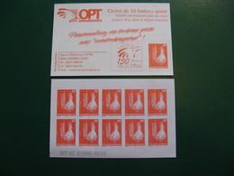 NOUVELLE CALEDONIE YVERT CARNET POSTE ORDINAIRE N° 1085 DU 01/09/09 NEUF** LUXE - MNH - COTE 40,00 EUROS - Ungebraucht