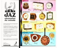 """PUB REVEILS """" JAZ """" 1966 ( 1 ) - Alarm Clocks"""