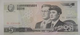 Billet De Corée Du Nord 2002 Neuf/UNC - Korea, North