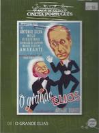 "PORTUGAL - Movie - ""O Grande Elias"" - English, French And Spanish Subtitles (Book+DVD) - Comédie"