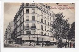 CPA 75 PARIS 10eme Rue Vicq-d'Azir Et Rue St Maur Prises De La Rue Des écluses St Martin - Distretto: 10