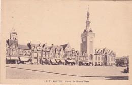 59-Bailleul  La Grand'Place - France