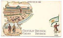IRAN - PERSE - Exposition De 1900 - Chocolat DEVINCK - Iran