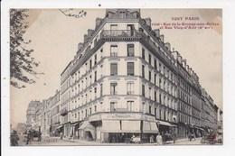 CPA 75 PARIS 10eme Rue De La Grange Aux Belles Et Rue Vicq-d'Azir - Distretto: 10