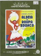 "PORTUGAL - Movie - ""Aldeia Da Roupa Branca"" - English, French And Spanish Subtitles (Book+DVD) - Comédie"