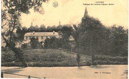 JAUCHE   Vestiges De L' Ancien Château Féodal. - Orp-Jauche