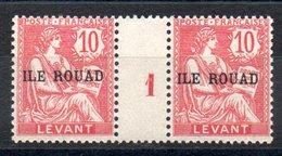 ROUAD - YT N° 8 Paire Millésime - Neuf ** - MNH - Rouad (1915-1921)