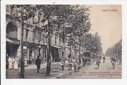 CPA 75 PARIS 11eme Boulevard Voltaire Vue Prise à La Hauteur De La Rue François De Neufchateau - District 11