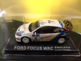 FORD FOCUS WRC Rally Acropolis 2003 M. Martin M. Park - Carros