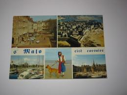 MCJ18 *  Saint Malo Cité Corsaire   ( éditions Jean Audierne éditeur N° 23989 - Saint Malo