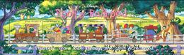 MWD-090426 MVT MINT PF/MNH ¤ GRENADA GRENADINES 1998 ¤ RAILWAYS - THE WORLD OF WALT DISNEY - POOH RAILROAD - Disney