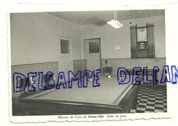 """Belgique. Maison De Cure De Sainte-Ode. Salle De Jeux. Billard. Editions """"Arduenna"""" - Cartes Postales"""