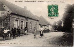 Sombrin: Rue De La Mairie (att.pet.plan) - France