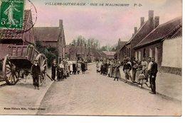 Villers-Outréaux : Rue De Malincourt - France