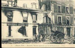 Soissons Bombardement - Soissons