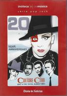 Culture Club - Live At The Royal Albert Hall (20th Anniversary Concert) - DVD - Concerto E Musica