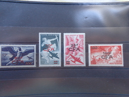 Timbres PA N° 45 à 48,  Lot 1488 - Reunion Island (1852-1975)