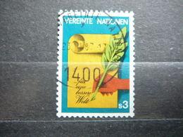 For A Better World # United Nations UN Vienna Austria 1982 Used #Mi. 23 Hands - Oblitérés