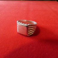 Old?? Silver Ring - Anelli