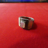 Old?? Silver Ring - Bagues