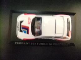 PEUGEOT 205 TURBO 16 Rallye De Montecarlo 1985  A.Vatanen - T. Harryman - Carros