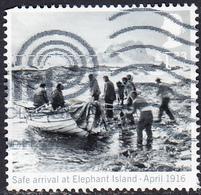 2016 Safe Arrival At Elephant Island (April 1916) £1.33 SG3792 - 1952-.... (Elizabeth II)