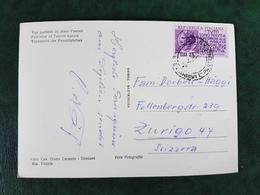 (36746) STORIA POSTALE ITALIA 1954 - 6. 1946-.. Repubblica