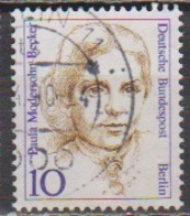 Berlin 1988 Mi-Nr.806  O Gest. Paula Modersohn-Becker (B 2003) Günstige Versandkosten - Oblitérés