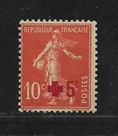 France Croix Rouge De 1914 N°146 Neuf ** - France